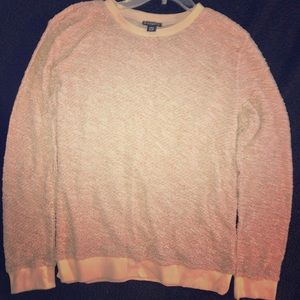 Sparkly Lightweight Nude Designer Sweater